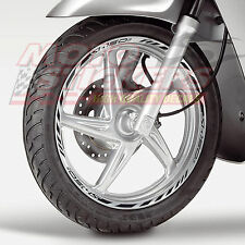 HONDA SH 150i - adesivi cerchi racing - stickers wheels - 25 colorazioni