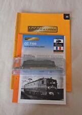 N Gauge Del Prado  Locomotives of the World - SNCF CC 7100