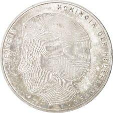 [#47097] Munten, Nederland, Beatrix, 50 Gulden, 1990, PR, Zilver, KM:214