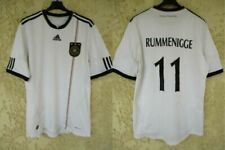 Maillots de football blancs adidas taille L