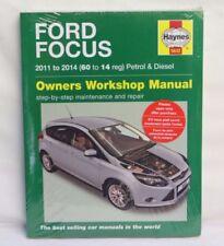 Focus Haynes Car Service & Repair Manuals