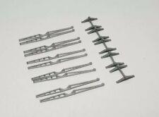 DIY Custom Gasser kit for 1/64 Scale DieCast-Ladder/Wheelie Bars-Front Beam Axle