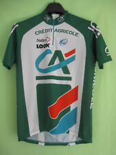 Maillot cycliste Credit Agricole LOOK Tour 2008 Nalini Jersey cycling - 3 / M