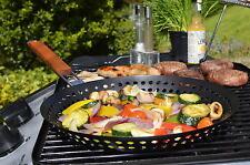Neat Ideas Ultimate BBQ Pan - Fish, Vegetables, Meat, Veggie Burgers & sausages