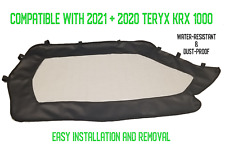 Soft Upper Door Enclosure Set for 2021 & 2020 Kawasaki Teryx KRX 1000