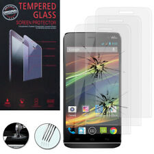 3X Safety Glass for Wiko Slide Genuine Glass Screen Protector