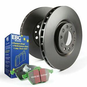 Disc Brake Rotor-Ultimax OE Style Disc Kit Rear EBC Brake RK7440