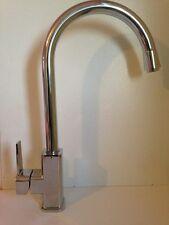 Kitchen quality Single Lever Mono Sink Mixer Tap Swivel Spout Chrome BY REM-i