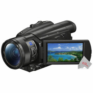 Sony FDR-AX700 HDR 4K Camcorder with 4K HDMI Output