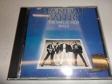 CD  Spandau Ballet - The 12inch Mixes