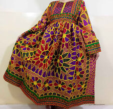 Kuchi Dress Afghan Tribal Brand New Dress Banjara Dress Boho Hippie Dress ND-245