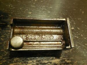 Stanley No.95 Mortise and Butt Gauge  Sweetheart Knob 2-28-11 Pat. Date