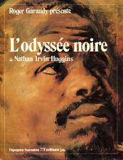 NATHAN IRVIN HUGGINS, L'ODYSSÉE NOIRE