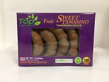 Limited Premium 16 oz Fresh Thai Sweet Tamarind (1 box) Natural & Healthy Fruit