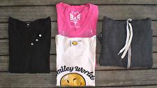 Lot de 4 Hauts Sweat T-shirts  FEMME * JENNYFER, TECKTONIK.. * TAILLE S (38)