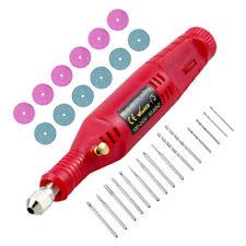 Mini Electric Drill Grinder Rotary Power Tool Grinding Polishing Cutting Set Kit