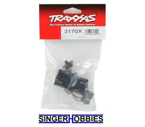 Traxxas 3170X Battery holder, 4-cell/ on-off switch NEW IN PACKAGE TRA3170X TRA1
