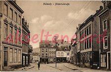 Erster Weltkrieg (1914-18) Ansichtskarten aus Belgien