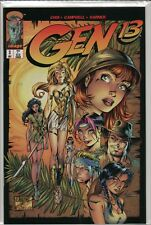 "Gen 13 Vol. 2 (1995-1998) #3  ""The Magical Mystery Tour"" Unused  C2.644"