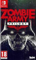Zombie Army Trilogy Nintendo Switch Game