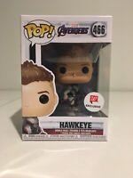 HAWKEYE Avengers Endgame 466 - Walgreens Exclusive - New In Hand Funko Pop 2019