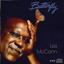 Les McCann - Butterfly - New LP
