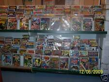 LOT OF 15 OLD COMICS BOOKS FROM ESTATE /AUCTION  SALE FREE SHIPPING