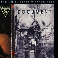 R.E.M Document - The I.R.S. Years Vintage 1987