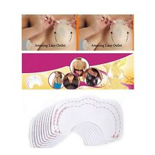 10pcs Invisible Push Up Tape Breast Bust Cleavage Shaper Bare Bring It Up Lifts