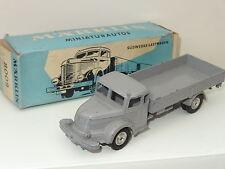 marklin SCANIA KRUPP PLATFORM TRUCK - 8009 boxed