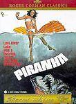 Piranha (DVD, 1999, 20th Anniversary Special Edition) NEW DVD - Roger Corman