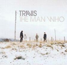 TRAVIS The Man Who CD Album Independiente 1999 EX