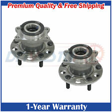 Pair:2 New Rear LH and RH Wheel Hub & Bearings for Jeep Compass Patriot Caliber