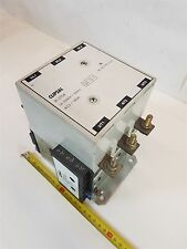 Clipsal 6C180 Series Contactor 415V 108kW 145HP 185A with 6CA21R 6A Used