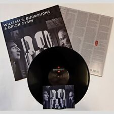 WILLIAM BURROUGHS & BRION GYSIN RECORDINGS FROM THE BRITISH LIBRARY COLLECTION