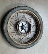 1968 Honda CL350 CB350 CL 350 front wheel rim HUB brake drum scrambler