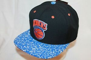 New York Knicks Snapback Hat Cap Full Court Press by Mitchell & Ness NBA