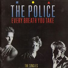 THE POLICE : EVERY BREATH YOU TAKE - THE SINGLES / CD