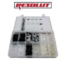 RESOLUT Citroen & Peugeot Assorted Trim Clips 345 Pieces 9031