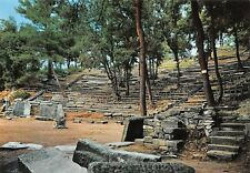 Greece Thassos The Ancient Theatre Ancien Theatre