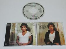BRUCE SPRINGSTEEN/DARKNESS ON THE EDGE OF TOWN(CBS CDCBS 86061) JAPAN CD ALBUM