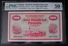 More details for 1975 northern bank £100 newland pmg 50epq