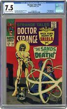 Strange Tales #158 CGC 7.5 1967 2135417011