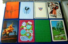 48 Swap Playing Cards Flowers/Ships/Space Shuttle/Vases/Trains/Ballet/Alaska