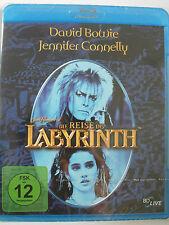 Die Reise ins Labyrinth - David Bowie - Fantasie Kobolde Abenteuer, Jim Henson