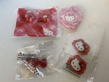 New Hello Kitty Hair Clip elastic Band Wash Cloth Sanrio