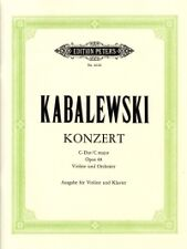 KABALEVSKY CONCERTO Op48 VIOLIN
