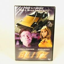 Blitz DVD Juergen Prochnow Scents Berger
