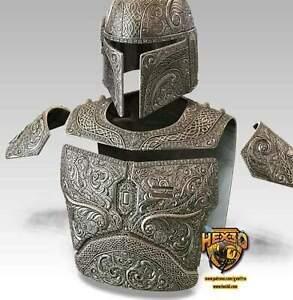 Deluxe Cosplay Armor and Helmet RAW Star Wars Cosplay, Armor Set's Geoff Wicks O