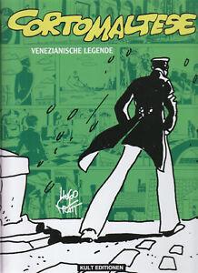 Corto Maltese Venezianische Legende Hardcover Comic in Topzustand !!!